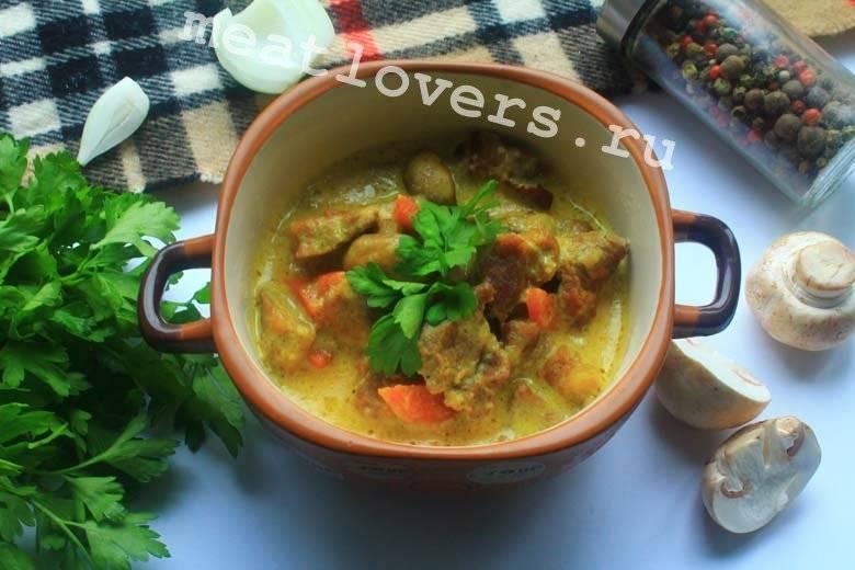 Рецепты мясной подливы к макаронам, рису, пюре или каше