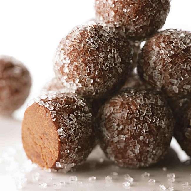 """Печенье в шоколаде """"Каштан"""""""