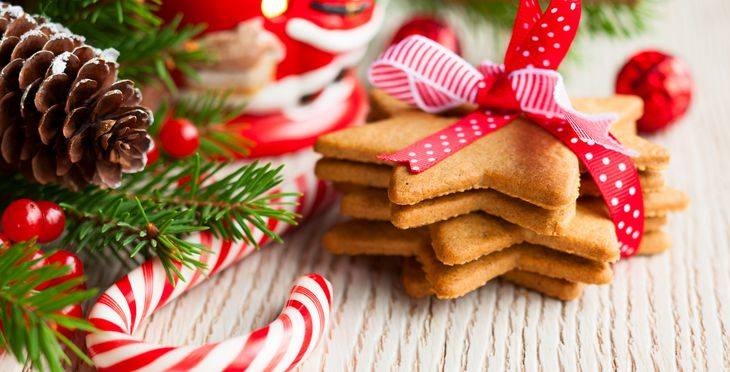 Новый год 2019 - лучшие рецепты праздничного печенья