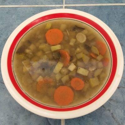 Рецепты грибного супа из сушеных грибов