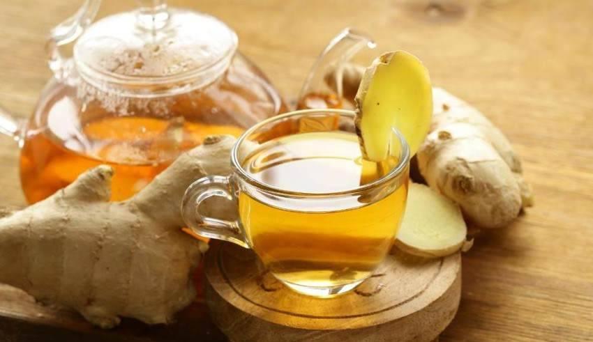 Имбирь от простуды. чай с имбирем от простуды: рецепт