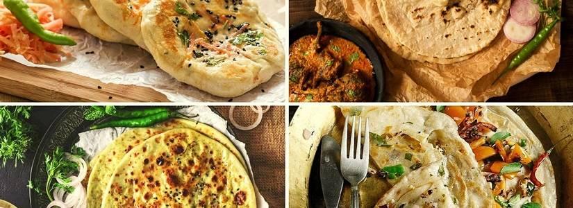 Как правильно делать индийские лепешки: рецепты и способы приготовления