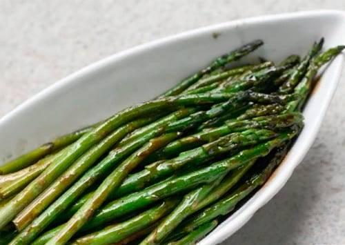 Как приготовить зеленую спаржу на сковороде, гриле и на пару, рецепты для духовки