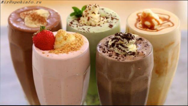 """Десерт из ряженки """"почти мороженое крем-брюле"""""""
