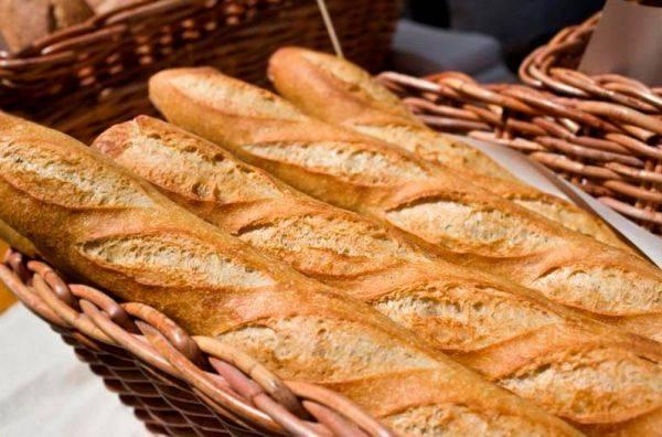 Хрустящий французский багет – пеку сама, ничего сложного: никакой возни с тестом, в обычной духовке, из простых продуктов
