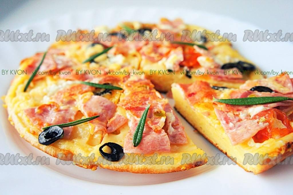 Быстрая пицца на сковороде: 8 отличных рецептов |