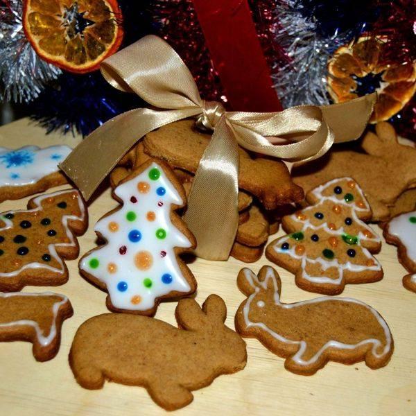 Рождественский венок - рецепт с фото выпечки на рождество