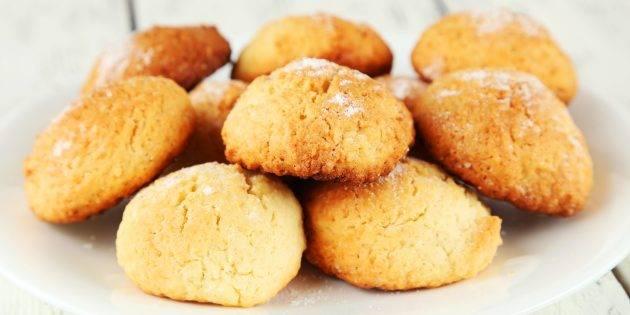 Кокосовое печенье: 10 сладких рецептов |