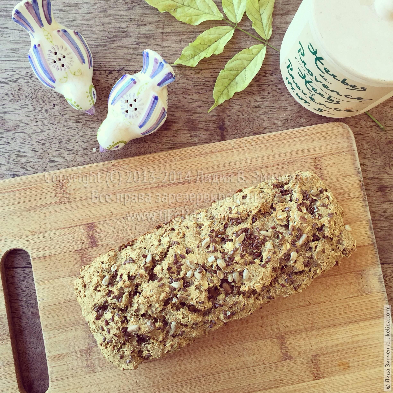 Как испечь цельнозерновой хлеб в хлебопечке