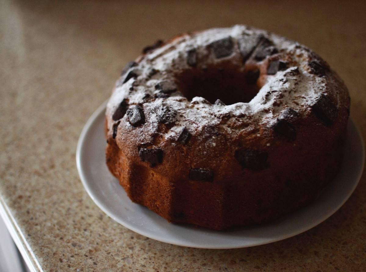 Панеттоне традиционный итальянский кекс
