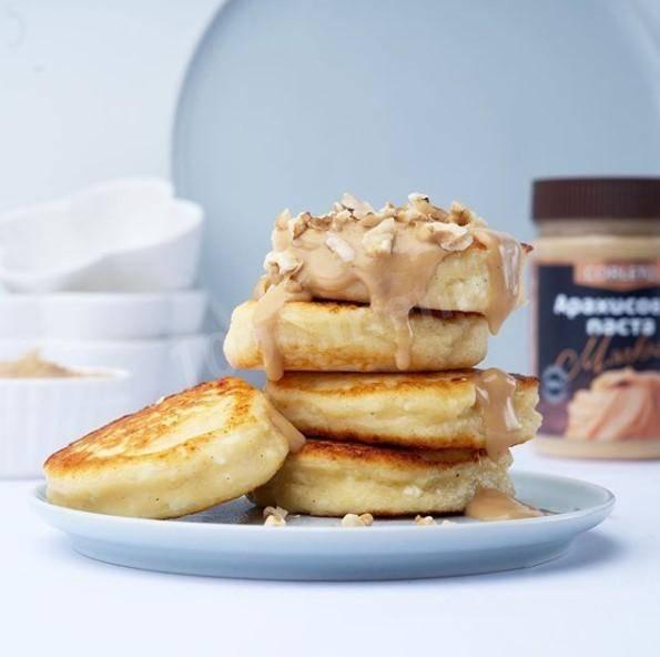 Печенье с арахисовой пастой - 18 пошаговых фото в рецепте