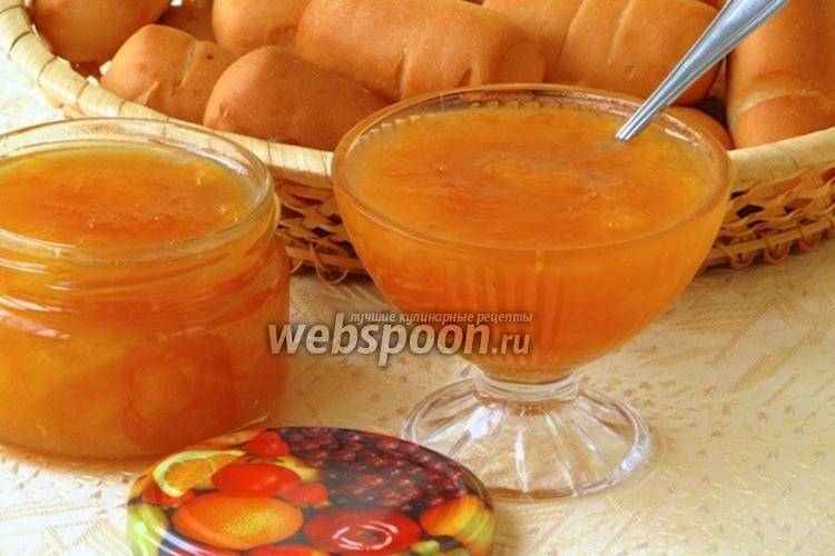 Вкусное желе из апельсинового сока