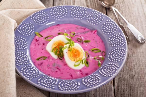 Холодный борщ — 5 классических рецептов вкусного супа
