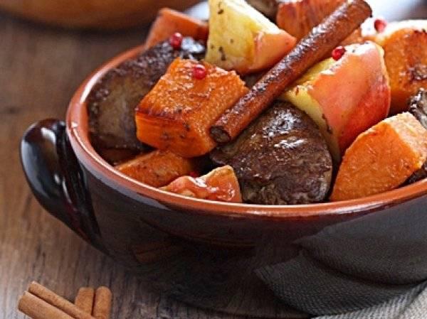 Куриная печень с яблоками – вкусное блюдо с оригинальной кислинкой