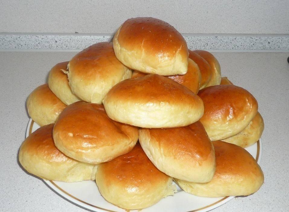 Секреты приготовления теста на кефире для пышных и вкусных пирожков