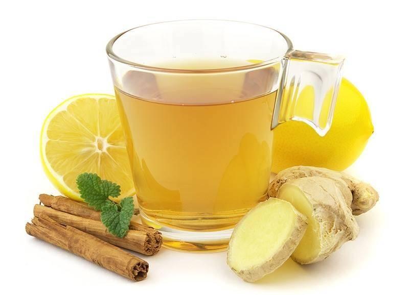 Применение имбиря от простуды и гриппа