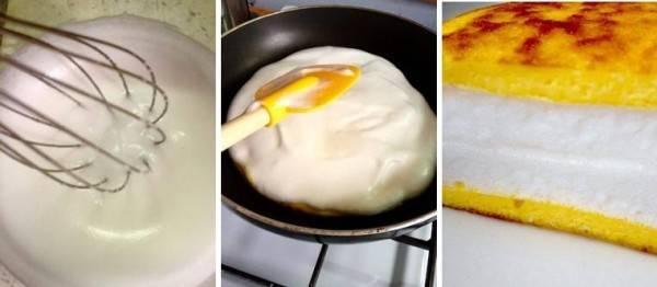 Знаменитый французский завтрак: омлет матушки пуляр и классический