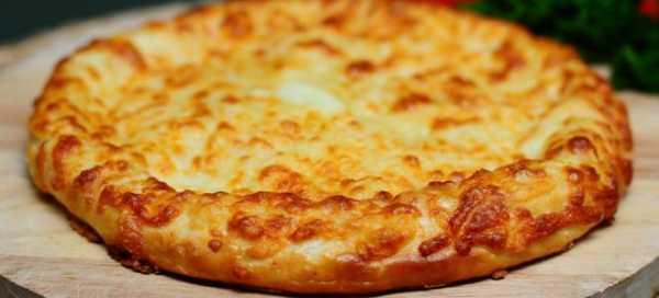 Рецепт аджарских хачапури с сыром