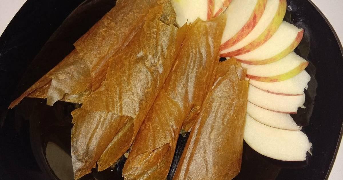 Домашняя пастила из слив — рецепт с сахаром и на меду