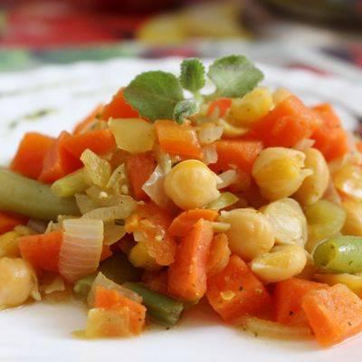 Как вкусно приготовить нут на гарнир: рецепты нежных и сочных гарниров - onwomen.ru