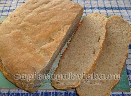 Ржаной хлеб - как испечь в домашних условиях в духовке или хлебопечке по рецептам с фото