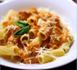 Паста с соусом - 68 домашних вкусных рецептов