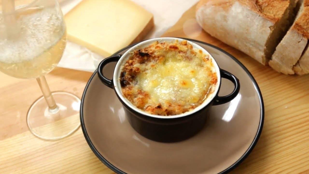 Луковый суп — французский классический рецепт приготовления и полезные советы хозяйкам