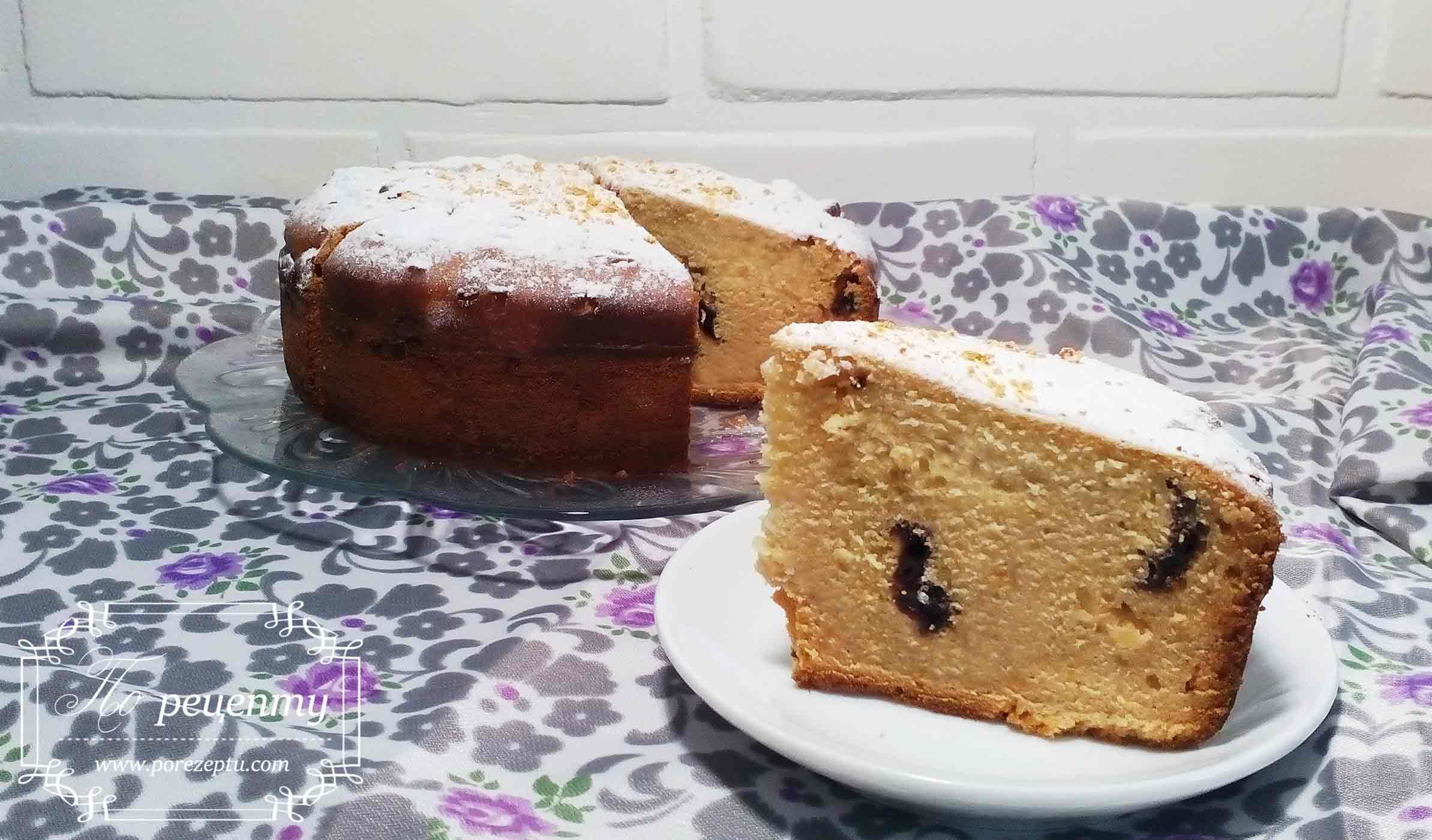 Кекс в хлебопечке: 4 простых и вкусных рецепта