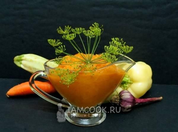 Кабачковая икра — рецепты с фото