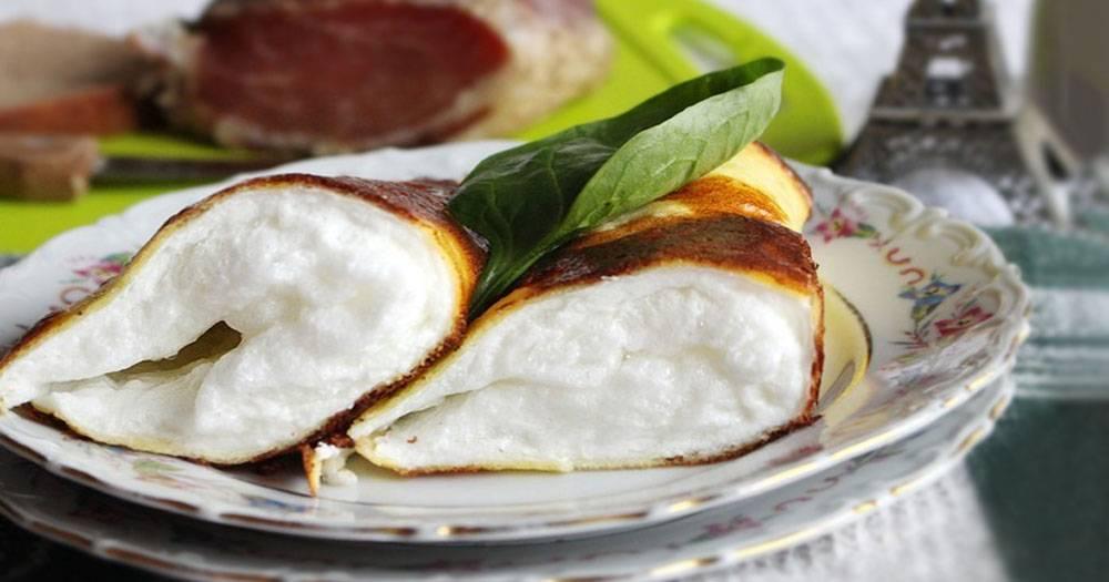 Омлет пуляр — рецепт с фото пошагово на сковороде: пп, советы