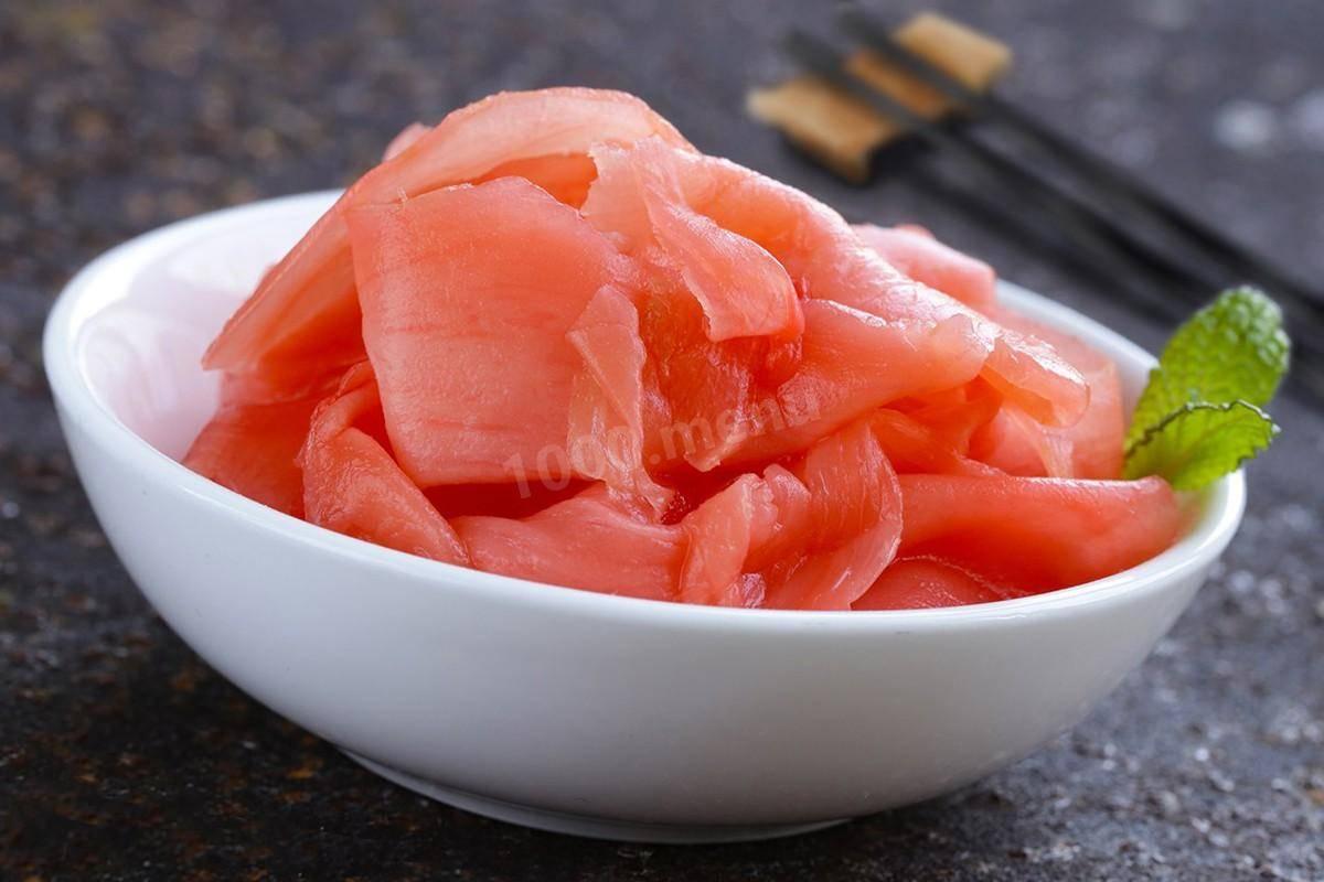 Как приготовить маринованный имбирь: 6 рецептов |