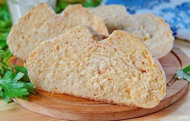 Хлебцы с сыром и петрушкой