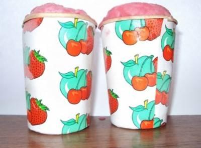 Ягодное мороженое - простые рецепты хорошего настроения