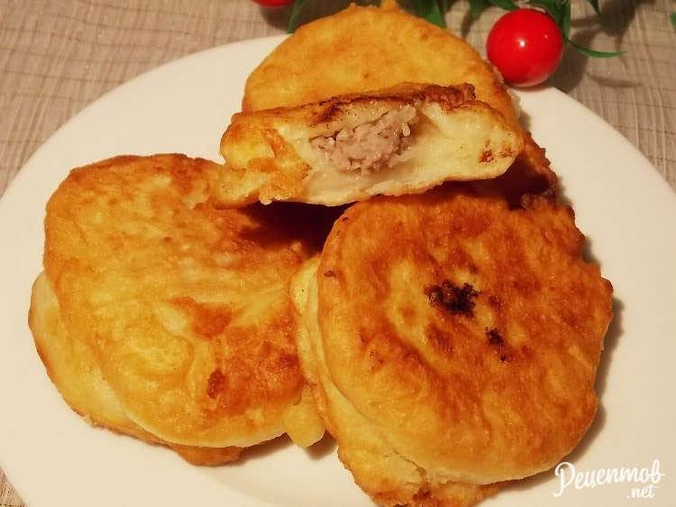Ленивые беляши - рецепт с фотографиями - patee. рецепты