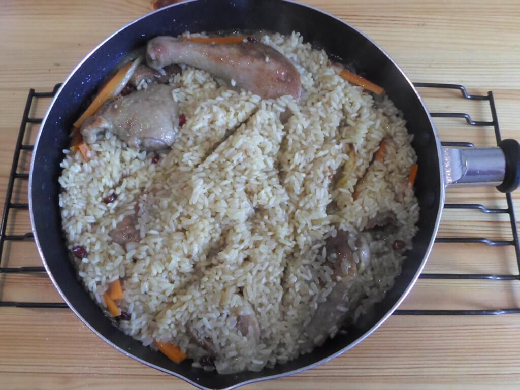 Плов из утки - 10 пошаговых фото в рецепте