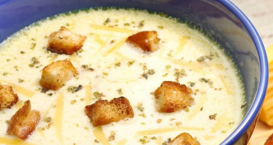 Сырный суп с плавленными сырками: 7 несложных рецептов |