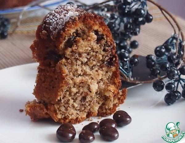 """Кекс с изюмом """"султанский пирог"""""""