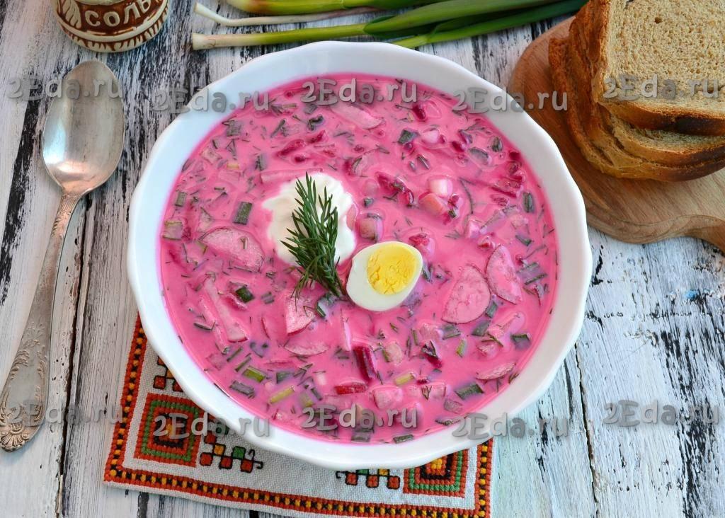 Лучшие холодные супы всех стран и народов