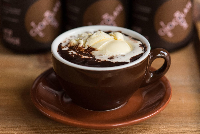 Рецепт: горячий шоколад из какао-порошка