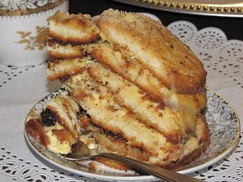 """Торт """"черепаха"""". рецепты от сибмам"""