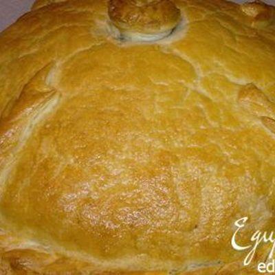 Готовим блинный курник –  курник с блинами 3 варианта