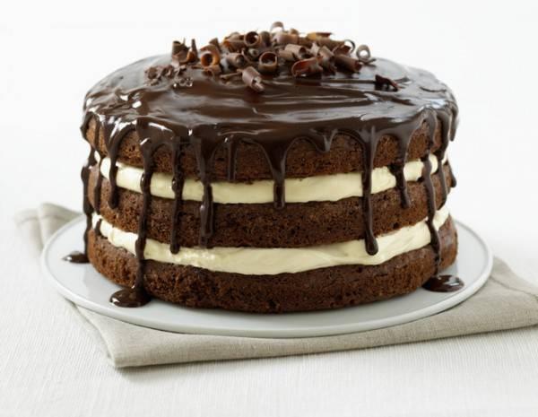 Шоколадные кексы с начинкой и глазурью - рецепт с фотографиями - patee. рецепты