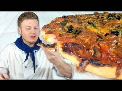 Томатный соус для пиццы своими руками