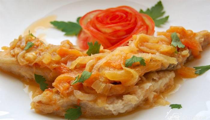 Очень вкусные рецепты трески под разными маринадами