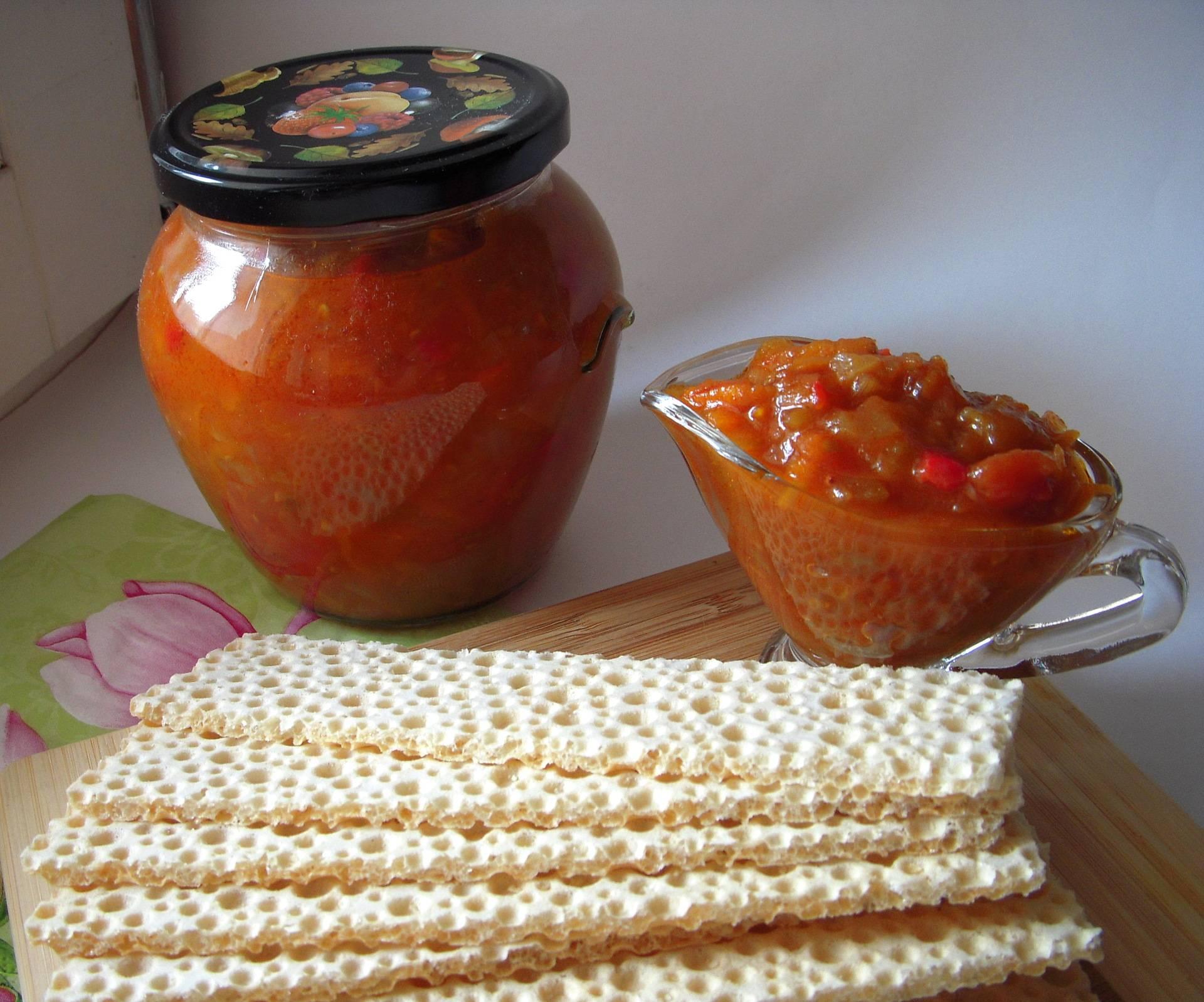Икра из зелёных помидоров - рецепт с фотографиями - patee. рецепты