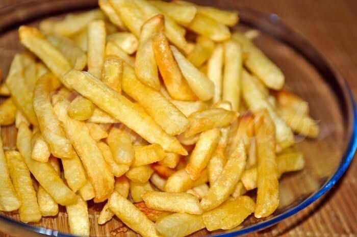 Все секреты идеальной картошки фри
