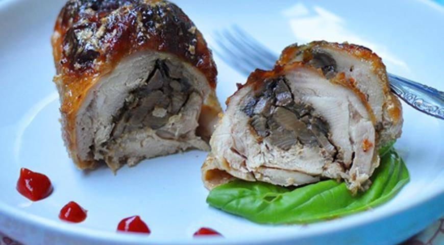 Фаршированные куриные окорочка: рецепт с фото пошагово. как приготовить фаршированные куриные окорочка без кости?