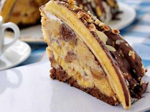 Простой и вкусный торт панчо  без выпечки