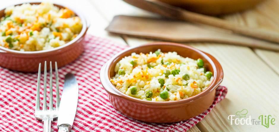 Сколько и как правильно варить бурый рис?