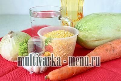 Кукурузная каша с мясом - 10 пошаговых фото в рецепте
